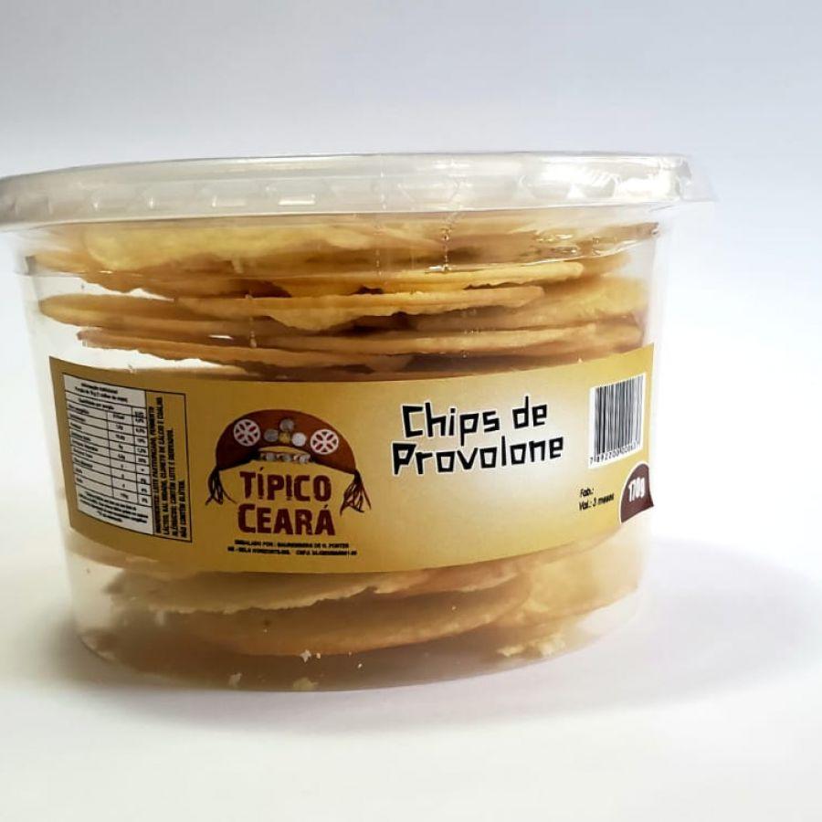 Chips de Provolone Tipico Ceara - 170gr