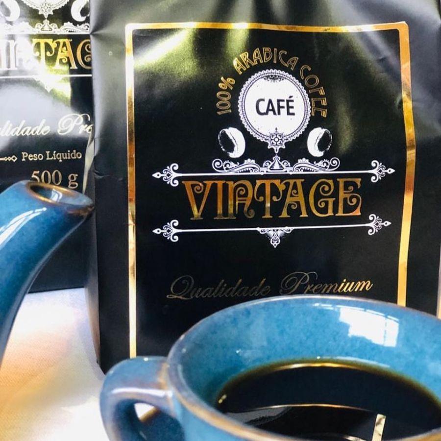 Café Vintage em grãos 1K