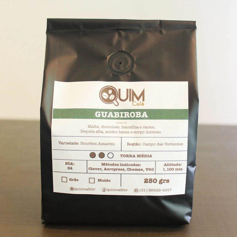 Guabiroba Quim Café - Em grãos