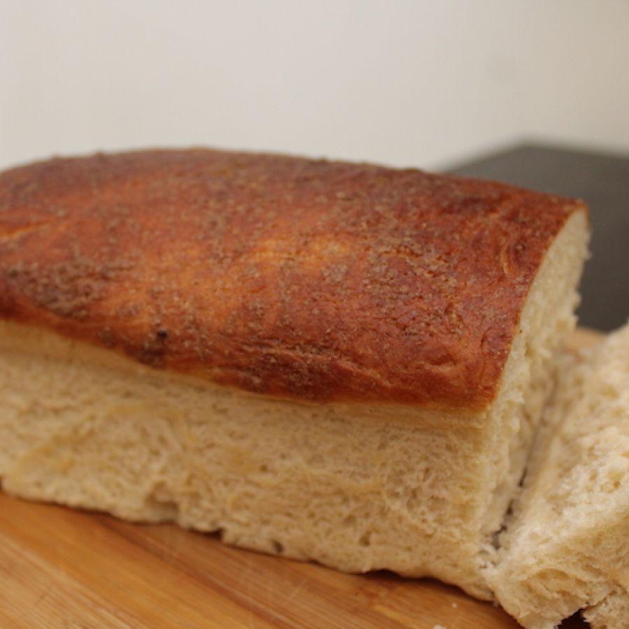 Pão Brioche do Quim