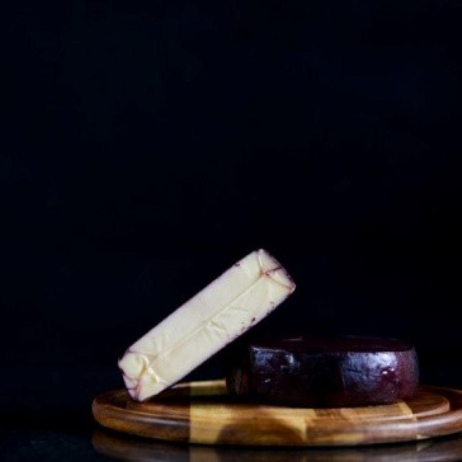 Queijo com vinho Fazenda Boa Esperança - 250 gr