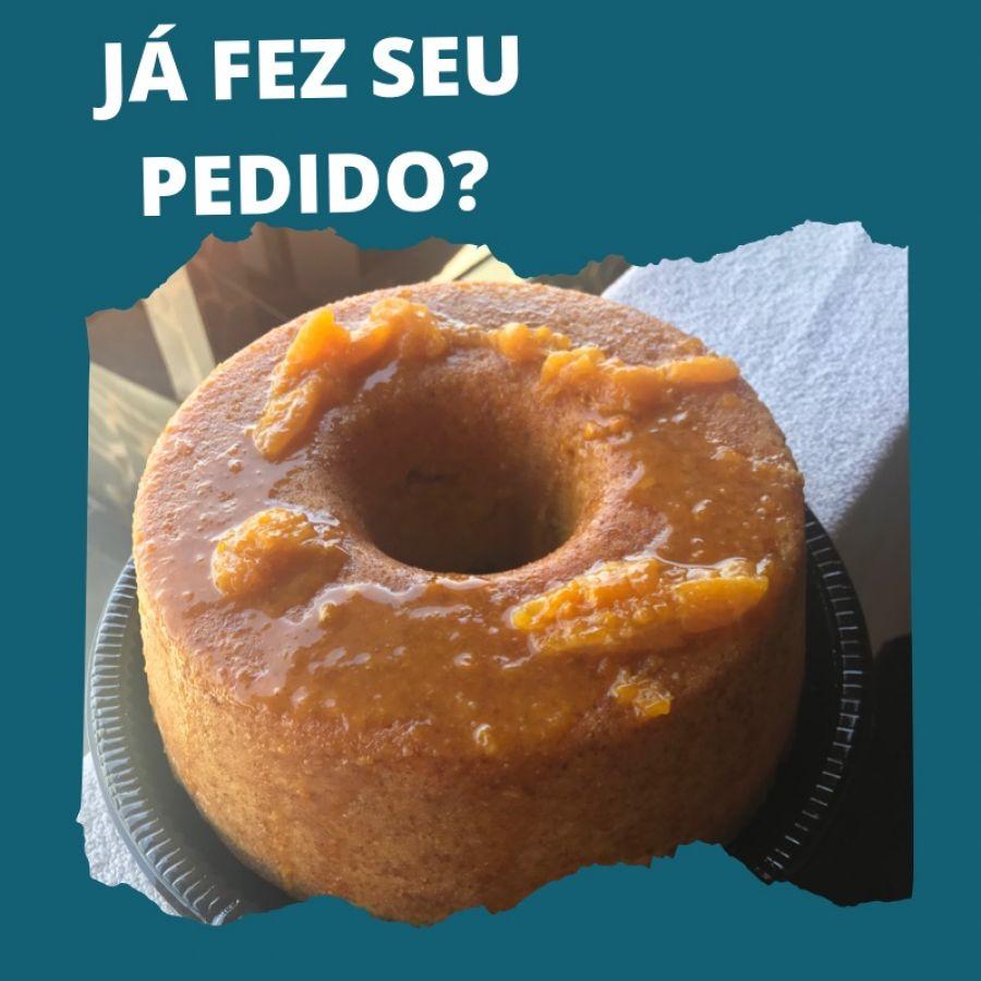 Bolo de laranja Seleta Carlinha Queiroz - M