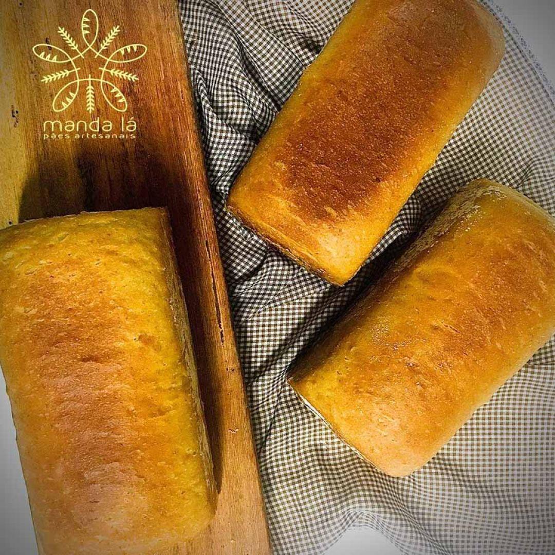Pão de forma Clássico Manda Lá