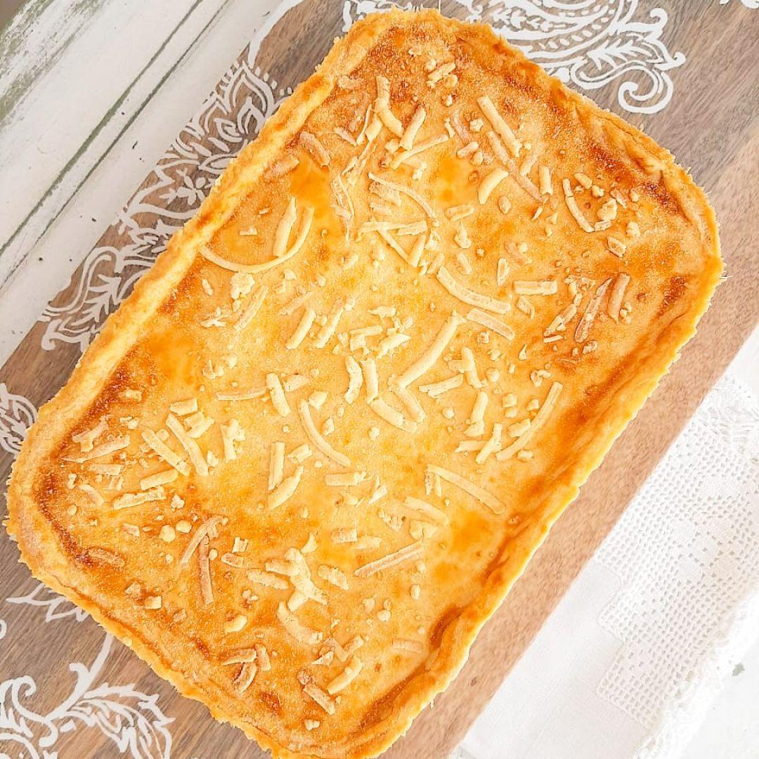 Torta de Frango com Requeijão Leve Torteria