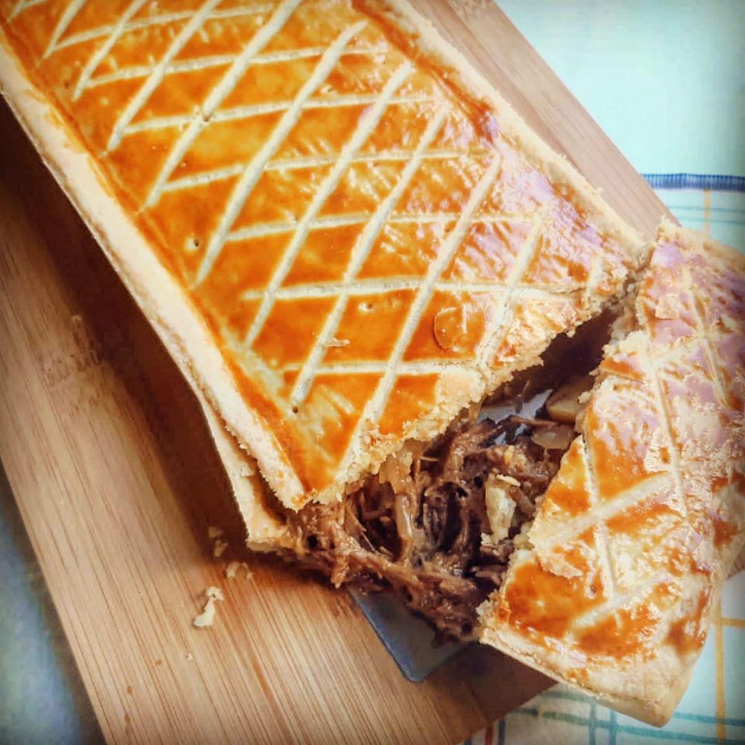 Torta de Carne Leve Torteria - 1kg