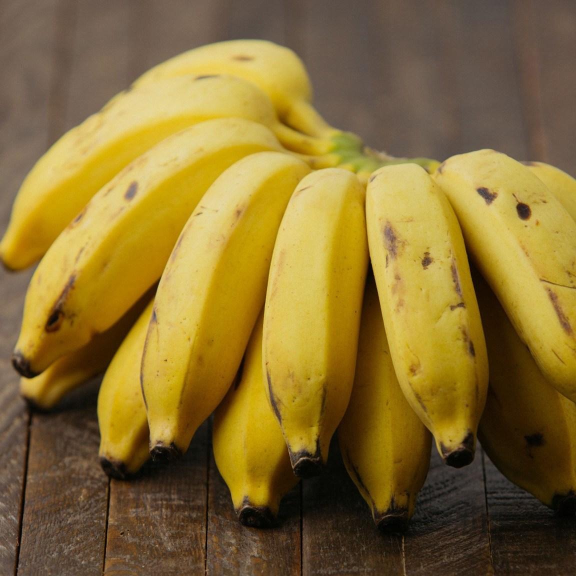 Banana prata Orgânica Vista Alegre - 500gr