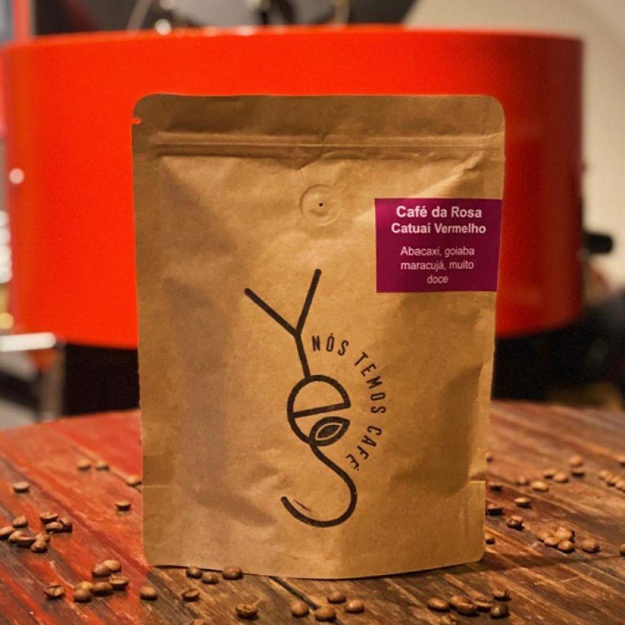 Café da Rosa em grãos (250g) Yes Nós Temos Café