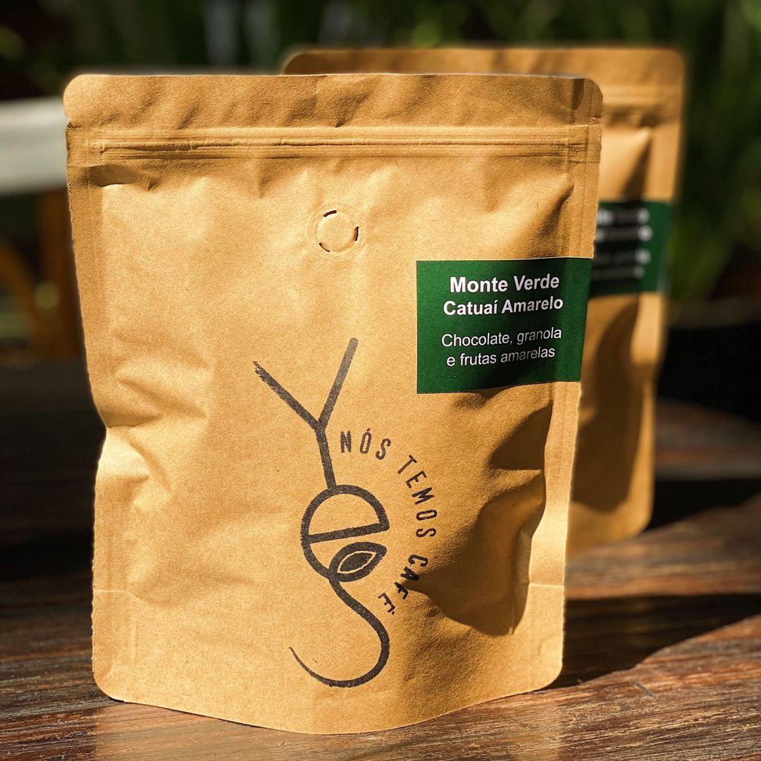 Café Monte Verde em grãos (250g) Yes Nós Temos Café