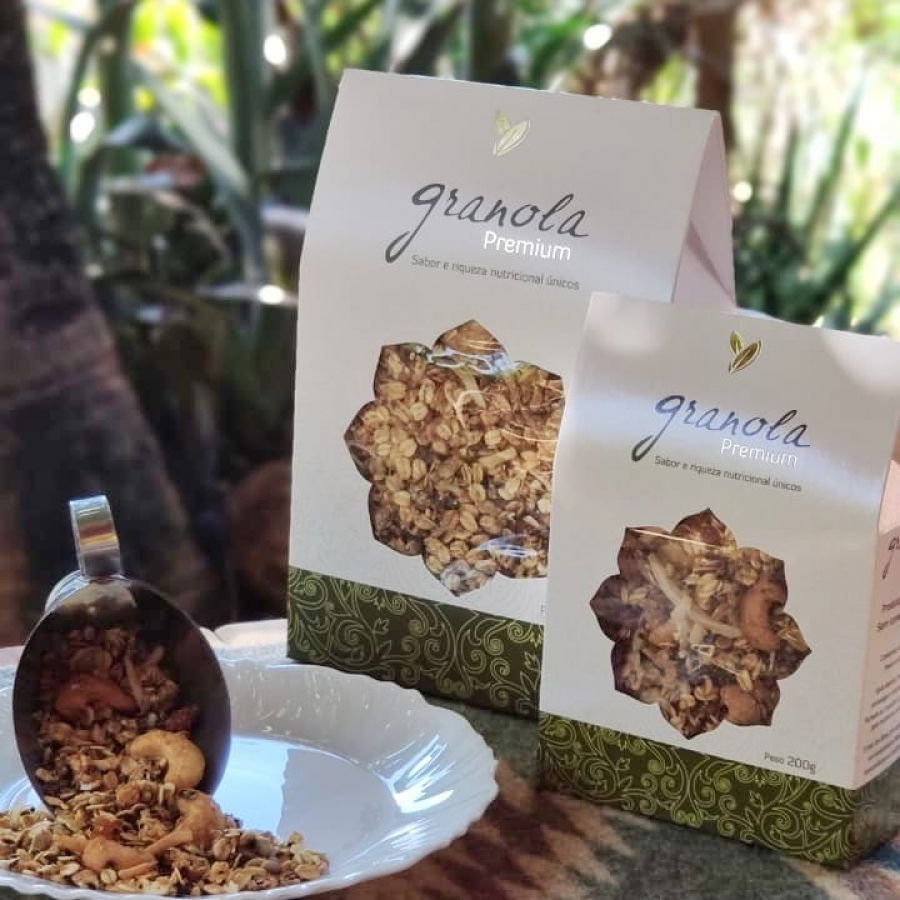 Granola Premium Sat Chai - 500g