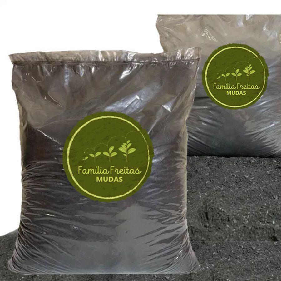 Carvão preparado para plantas Família Freitas - 2kg