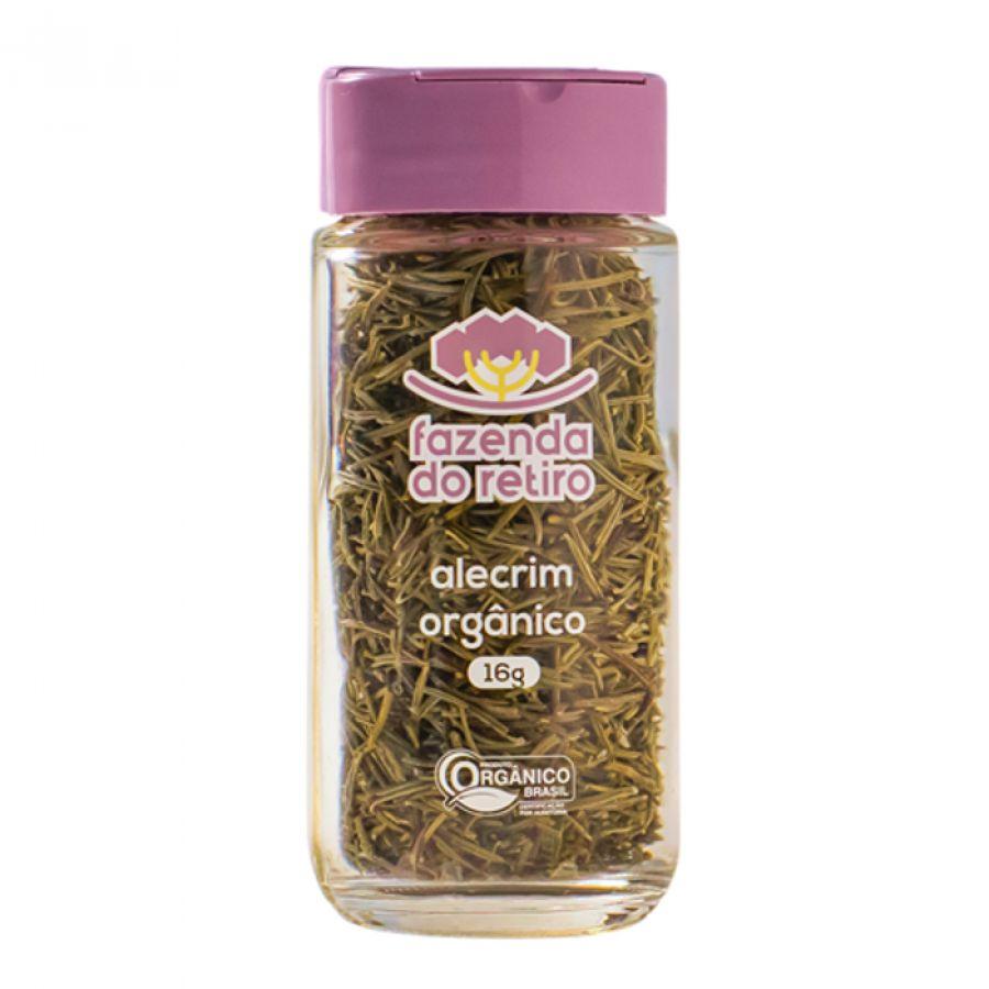 Alecrim Orgânico Fazenda do Retiro - 16 gr