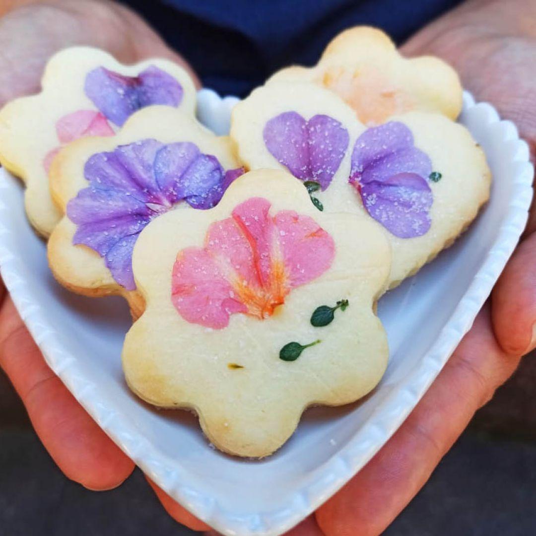 Biscoitos Primavera Chef Kelma Gual - 20un
