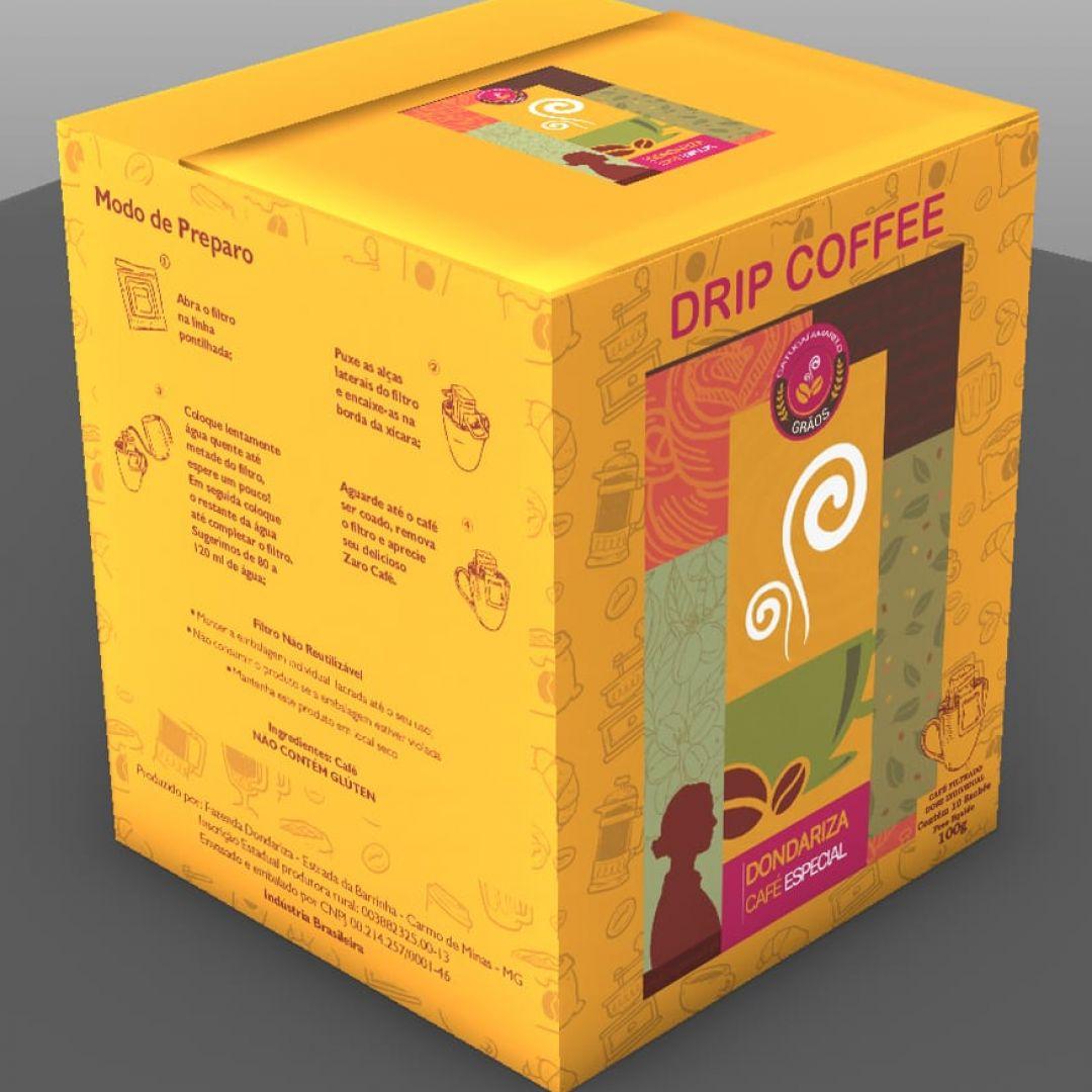 Café em Drip Coffee Fazenda Dondariza