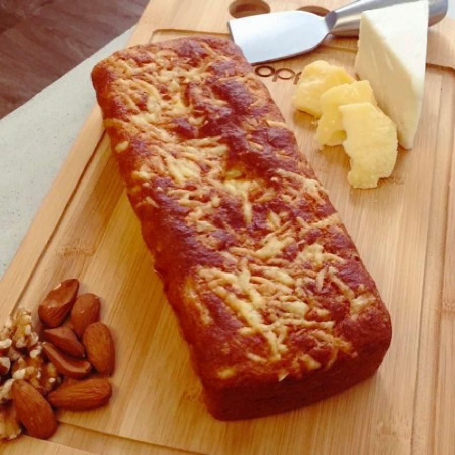 Pão de parmesão Loocarb