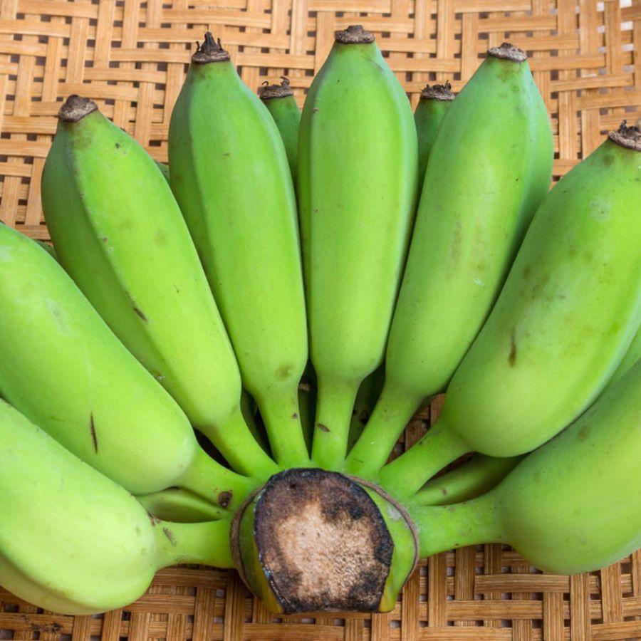 Banana Prata Verde EcosAgro - 1k