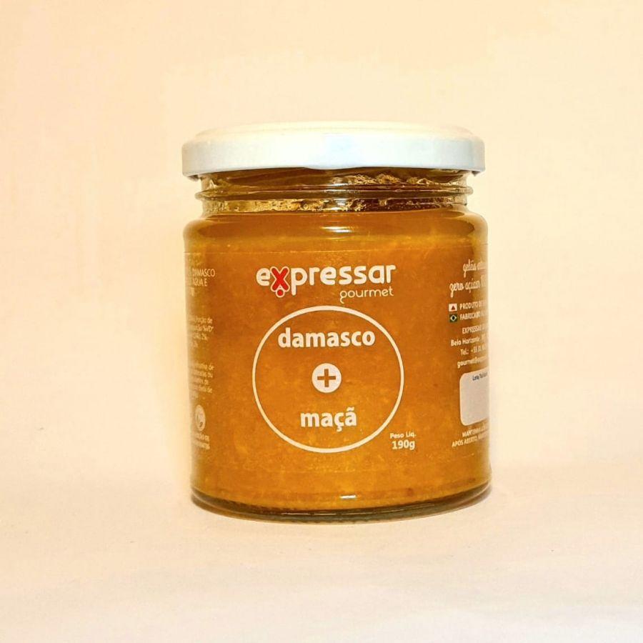 Geléia Zero Açúcar de Damasco Expressar⁰