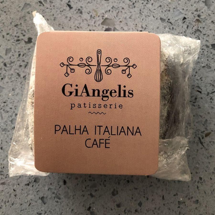 Palha Italiana Café GiAngelis Patisserie - 2 un