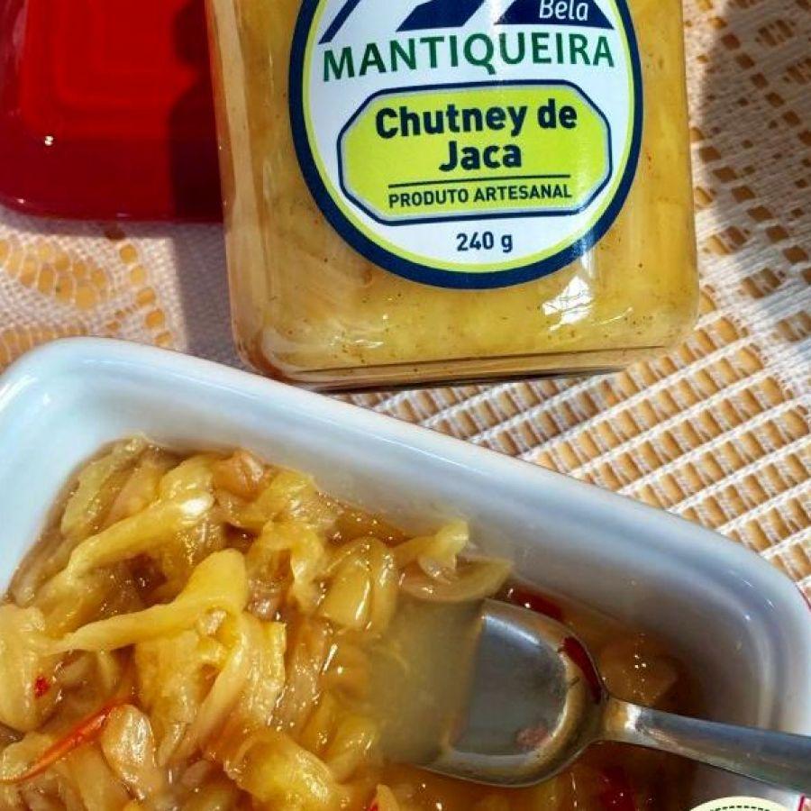 Chutney de Jaca Mantiqueira Bela