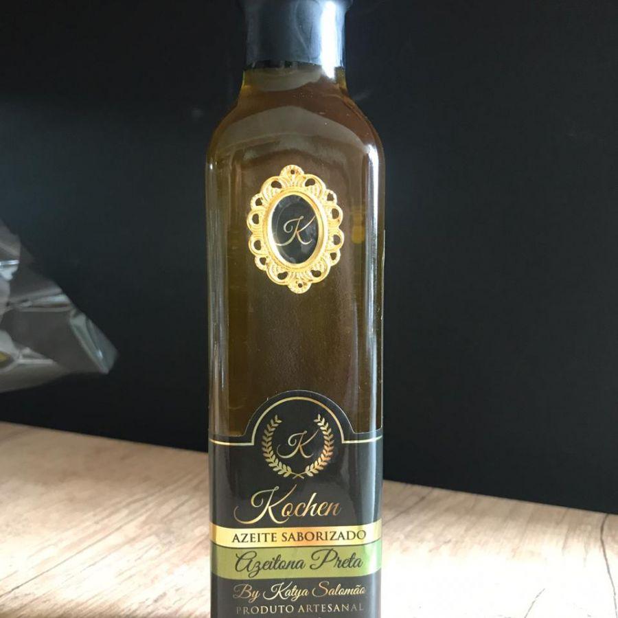 Azeite Azeitonas Pretas Kochen 250 ml
