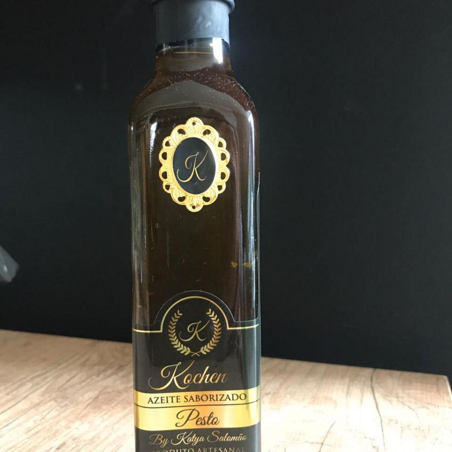 Azeite Pesto Kochen 250 ml