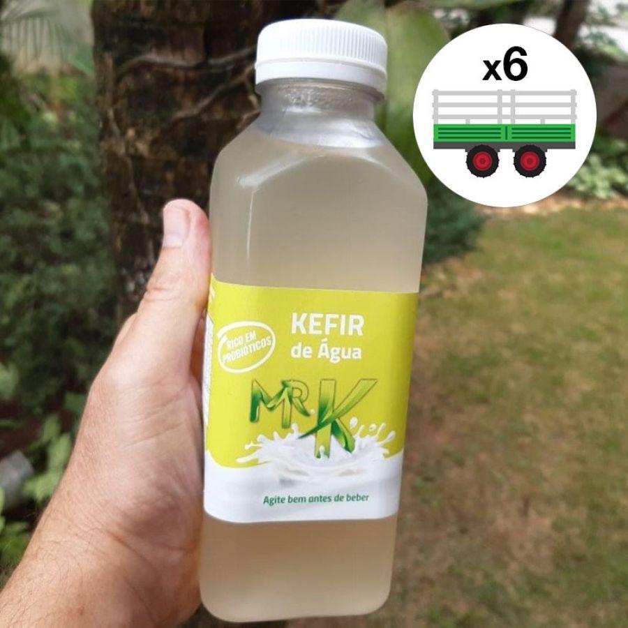 Kefir de água Mr. Kefir 6un x 500ml