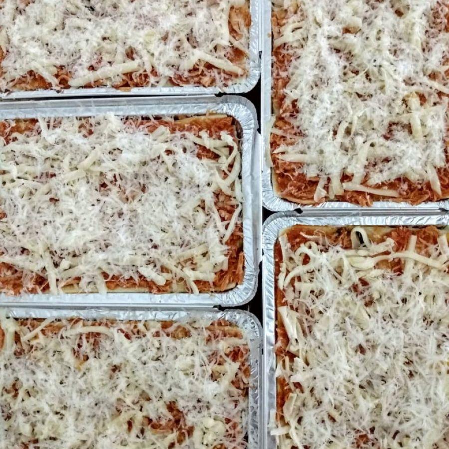 Lasanha de Frango congelada Nonna Rech (1,5Kg)