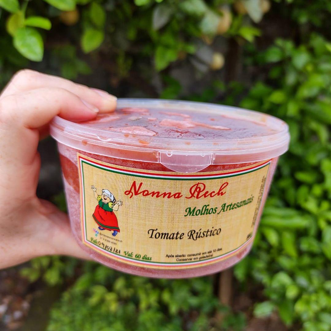 Molho de Tomate Rústico Nonna Rech (500g)