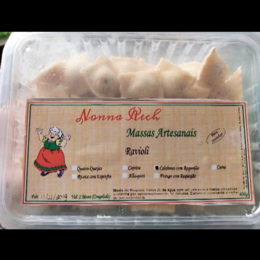 Ravioli Alho-poró Nonna Rech