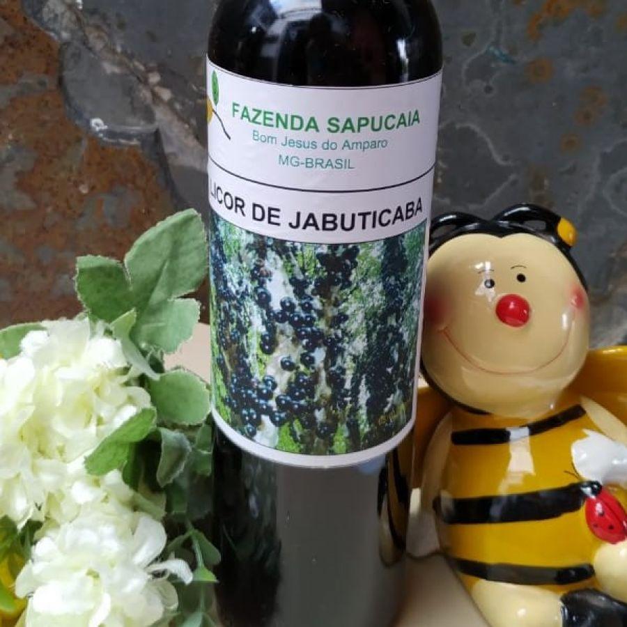 Licor de Jabuticaba Fazenda Sapucaia 500ml