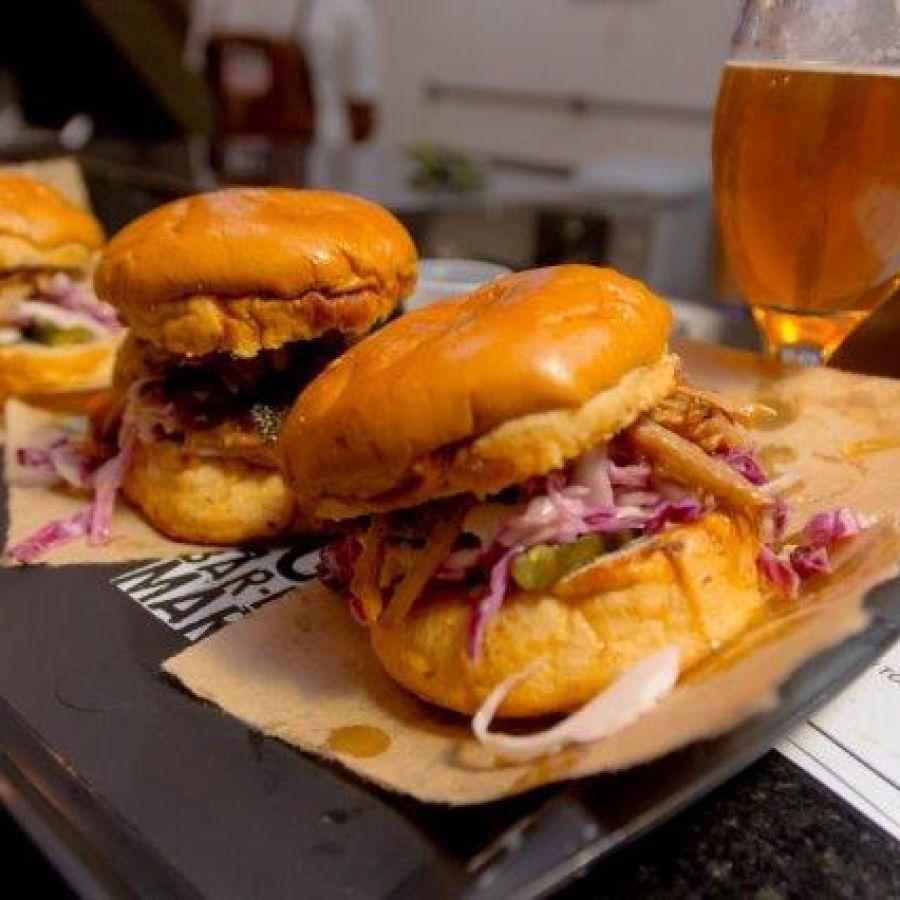 Kit COAL BBQ - Brisket Sandwich + Pulled Pork Pork