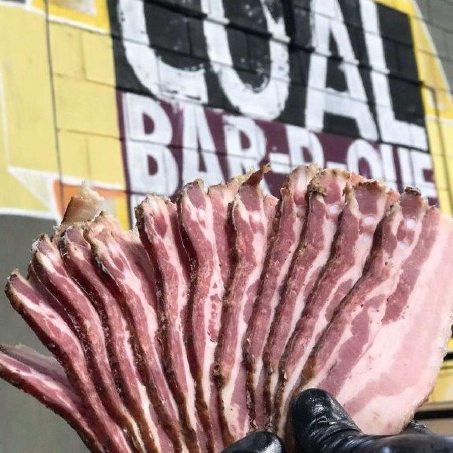 Bacon Artesanal COAL Fatiado - 1Kg