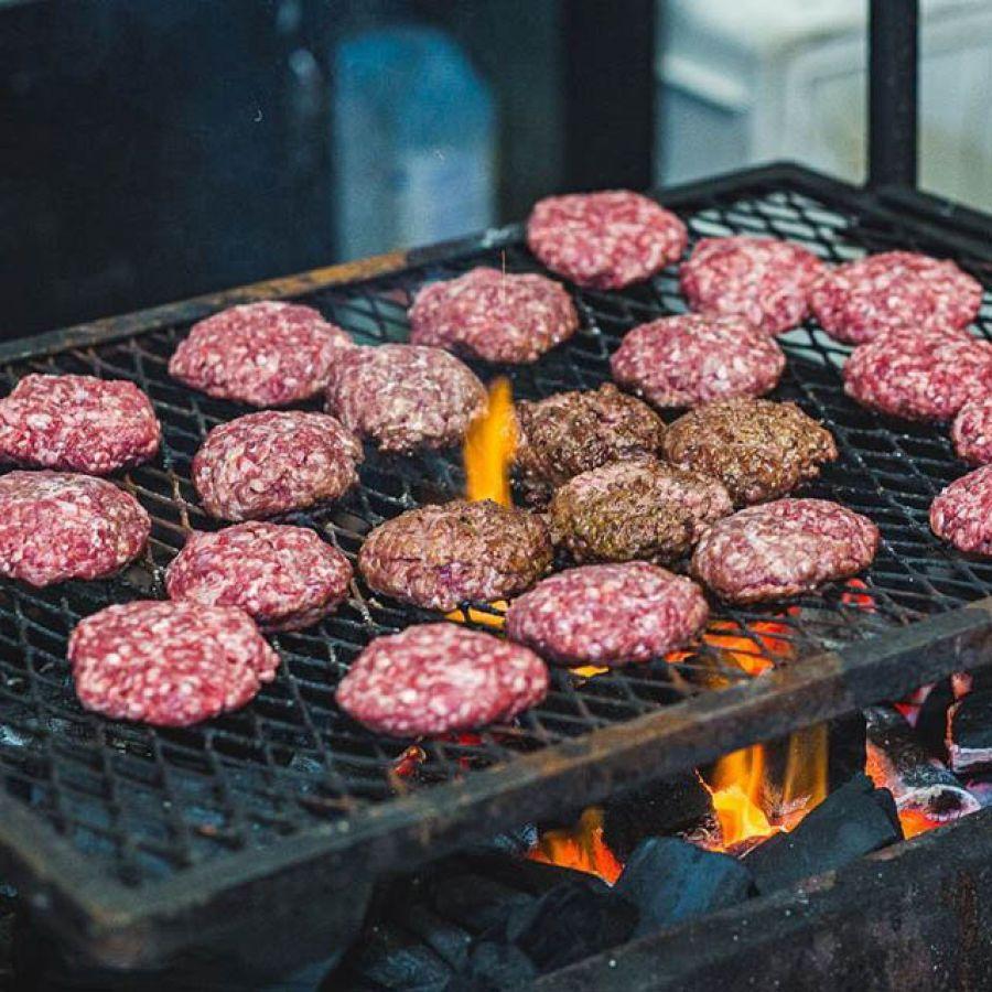 Burger Defumado COAL 160g - 5un