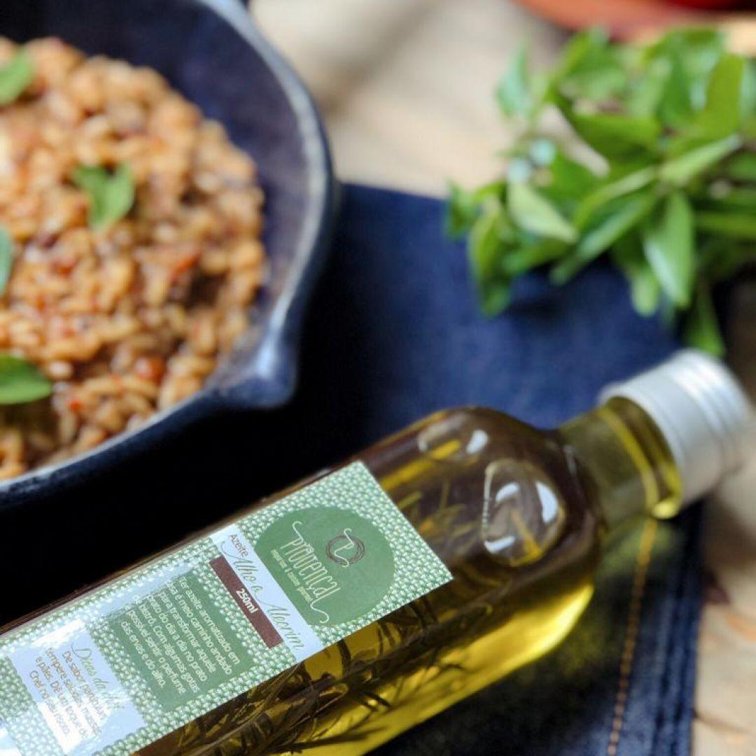 Azeite de Alho e Alecrim Provençal Gourmet