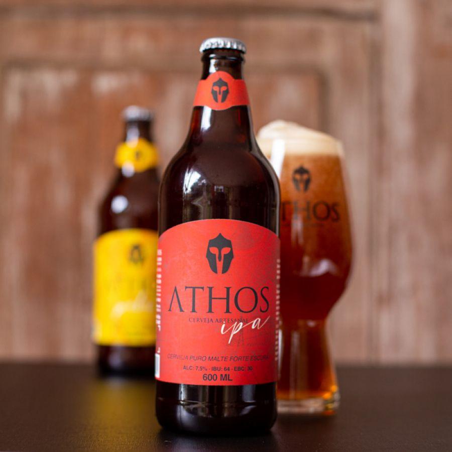 Athos - Cerveja IPA - 600ml