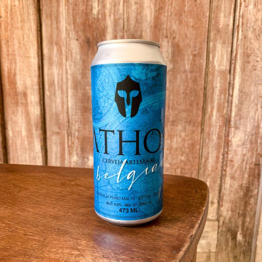Athos - Cerveja Belgian - 473ml