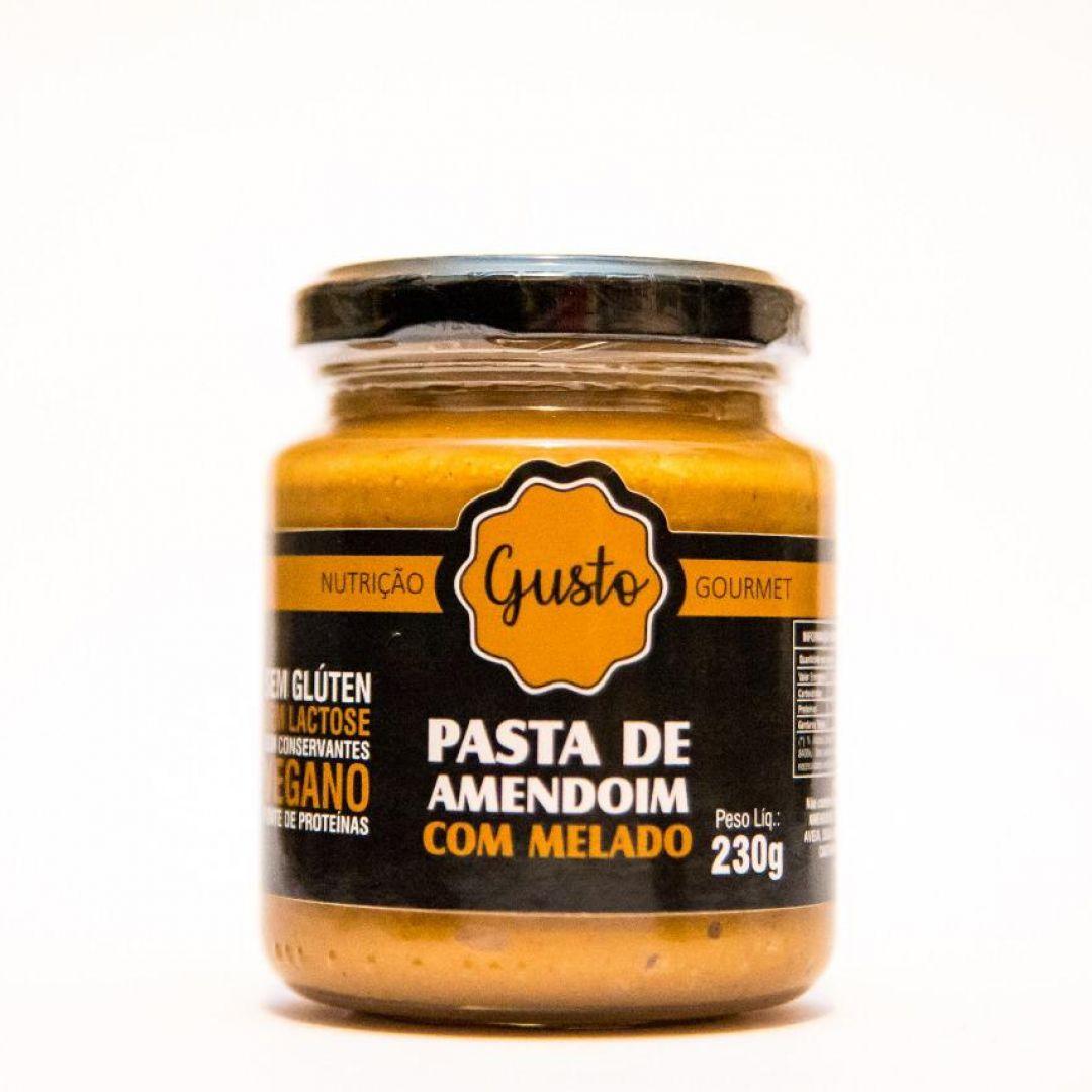 Pasta de Amendoim com Melado de Cana Gusto Nutrição - 230g