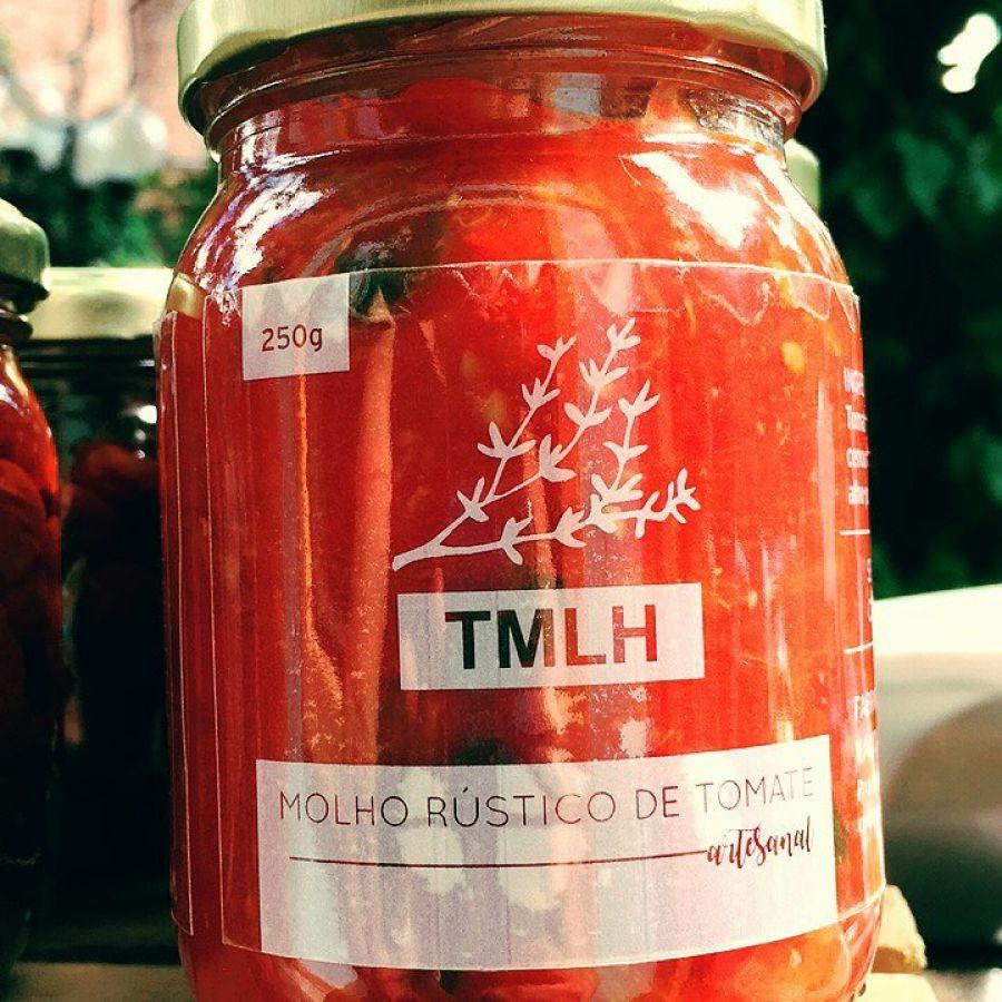 Molho rústico de tomate Tomilho Fresco