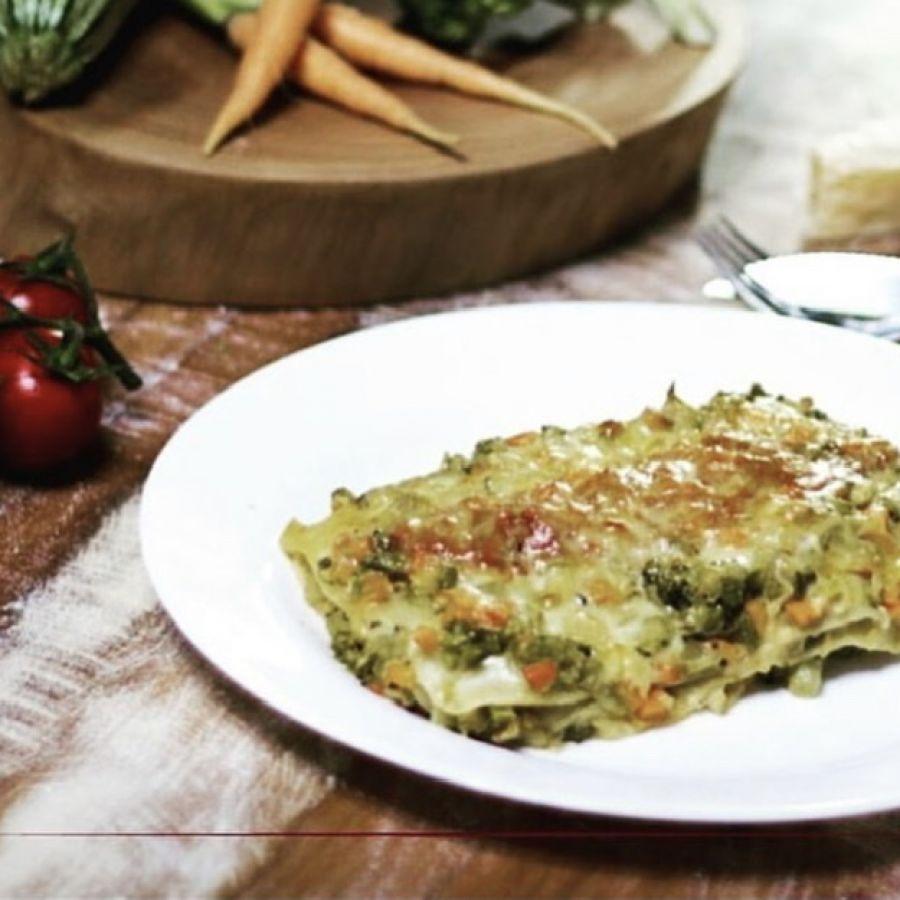 Lasanha de legumes Tomilho Fresco - 250gr