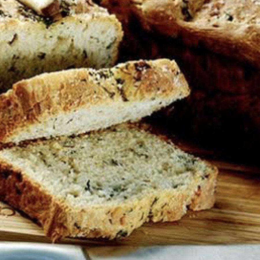 Pão de Ervas Tomilho Fresco